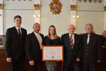 Jász-Nagykun-Szolnok megyei díjátadó ünnepség