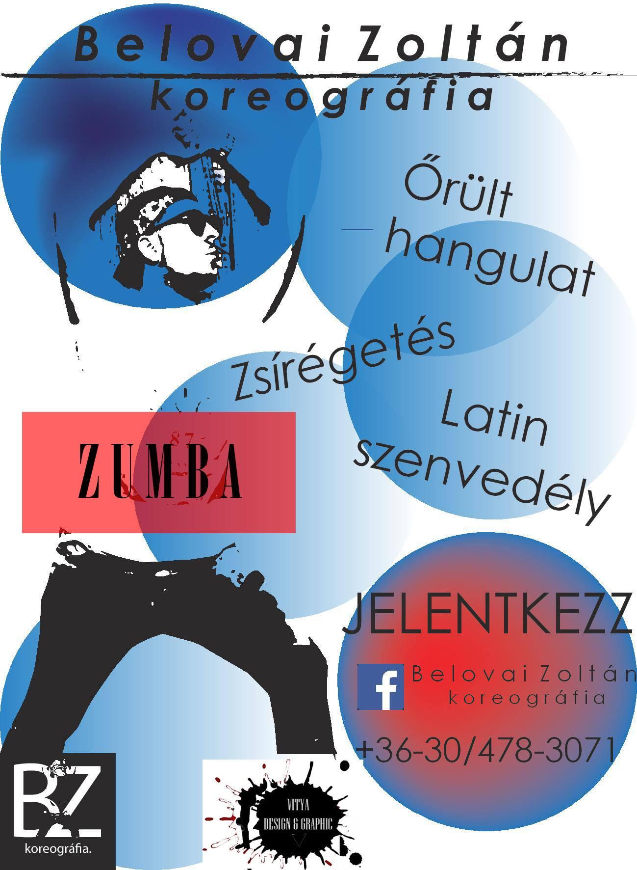 Belovai Zoltán_zumba