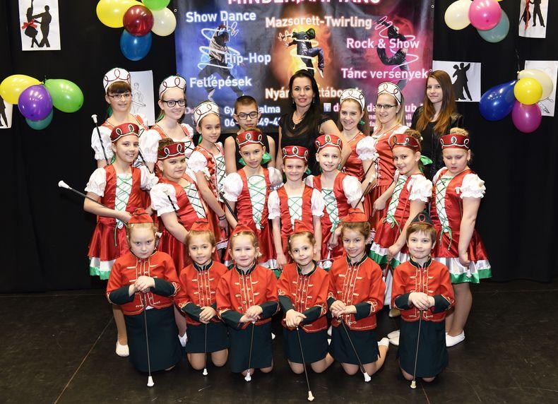 cipő speical ajánlat remek ajánlatok A Dalma Dance Club sikerei