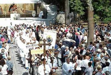 Zarándoklat Mátraverebély-Szentkútra