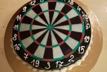 Újabb sikeres dartsverseny