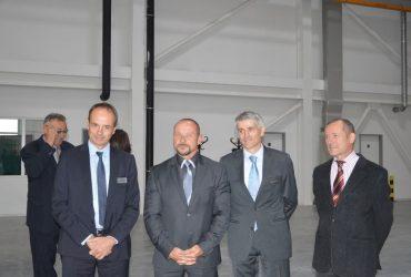 NP Hungária Kft. új gyáregység avatója