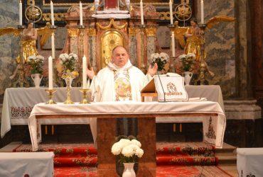 Szent Márton napi templombúcsú és körmenet