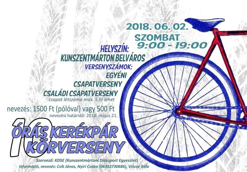 10 órás kerékpáros verseny