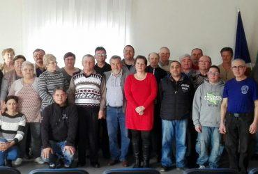 Városi Polgárőr Egyesület éves közgyűlése