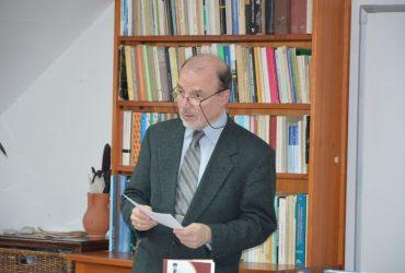Dr. Barna Gábor újabb díjat kapott