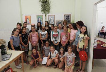 Rajziskolás tábor