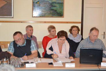 Októberi soros képviselő-testületi ülés