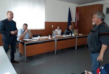 Éves közgyűlést tartott a Városi Polgárőr Egyesület