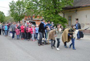 Húsvétolás Kunszentmártonban