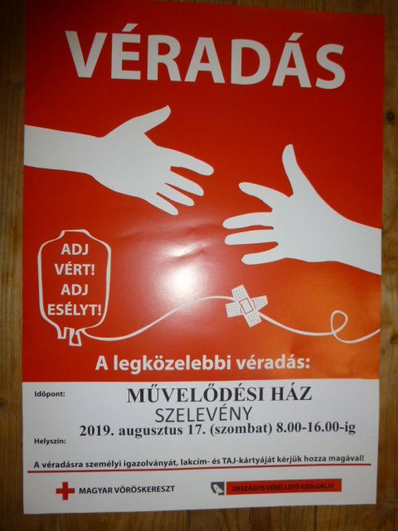 Váradás plakát