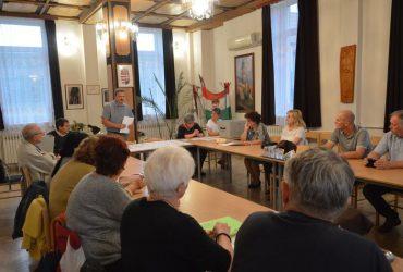 A Kunszentmártoni Helyi Választási Bizottság ülése
