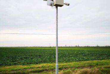 Térfigyelő kamera Kungyaluban