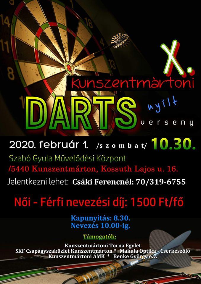 dartsverseny