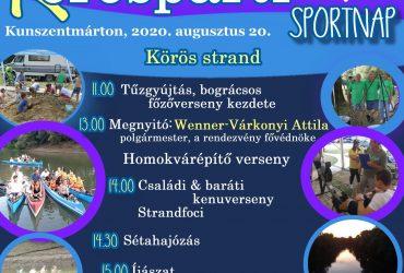 XVII. Körösparti Sportnap